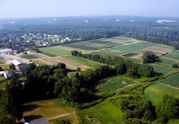 arial view of our NH Farm